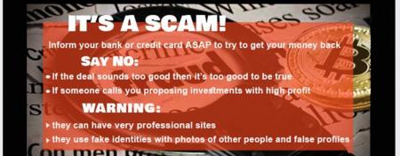 I got scammed
